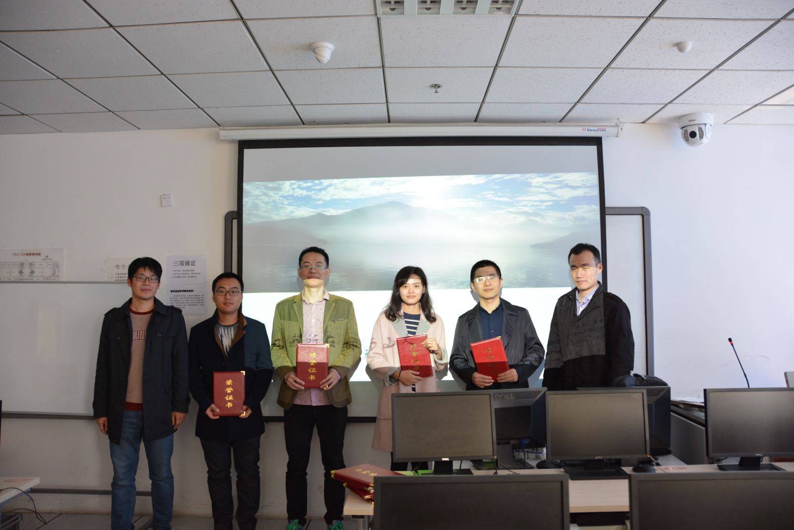 Shandong University MBA first campus photography contest sharing and presentation ceremony was held successfully